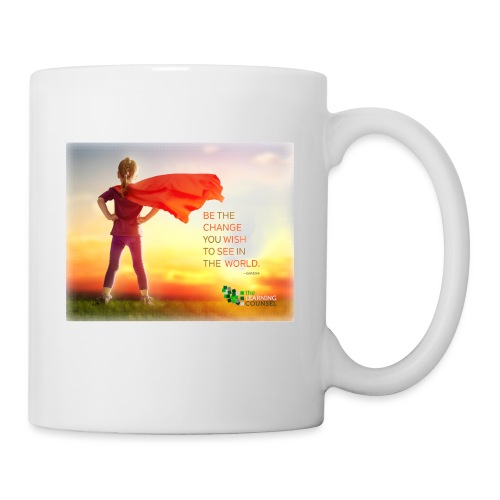 Education Superhero - Coffee/Tea Mug