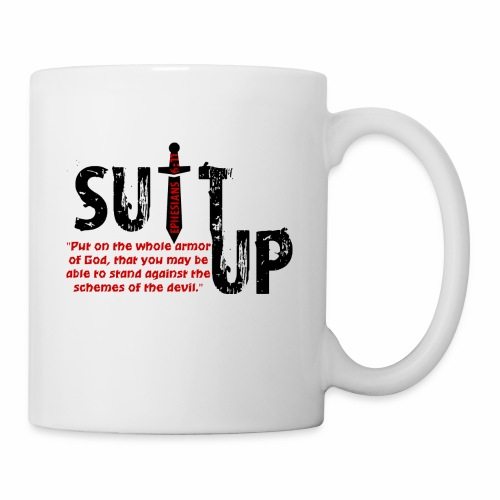 Suit Up! - Coffee/Tea Mug
