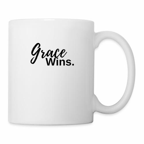 Grace Wins - Coffee/Tea Mug