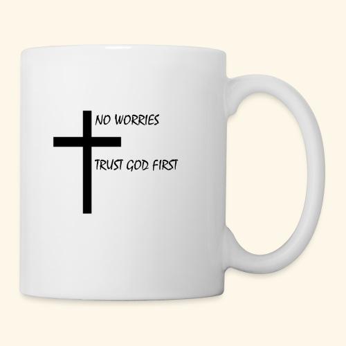 No Worries - Coffee/Tea Mug