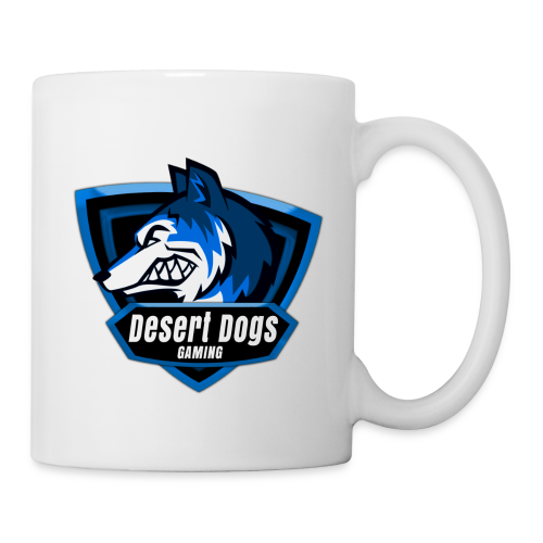 DSDG Emblem - Coffee/Tea Mug