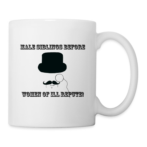 Classy Bros Before Hoes - Coffee/Tea Mug