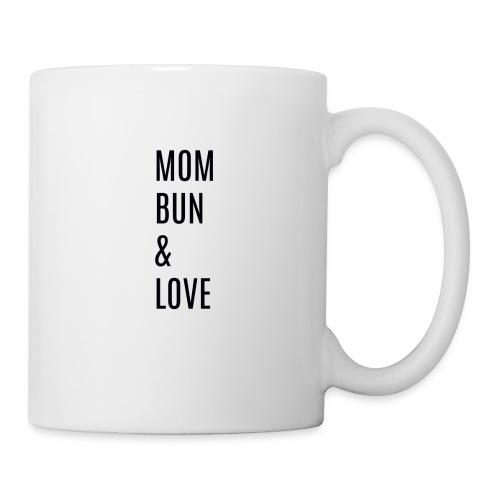 Mom Bun & Love - Coffee/Tea Mug