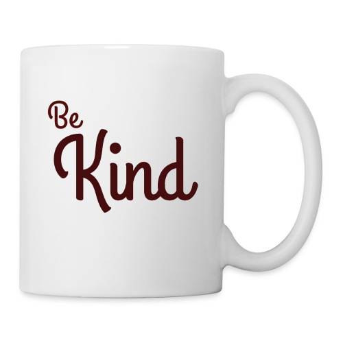 Be Kind White Range - Coffee/Tea Mug