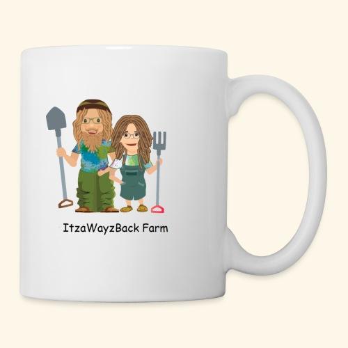 itzawayzback - Coffee/Tea Mug
