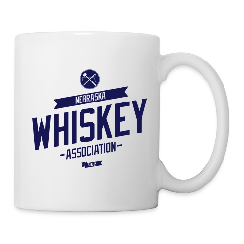 Whisky tilt solid fill color editable - Coffee/Tea Mug