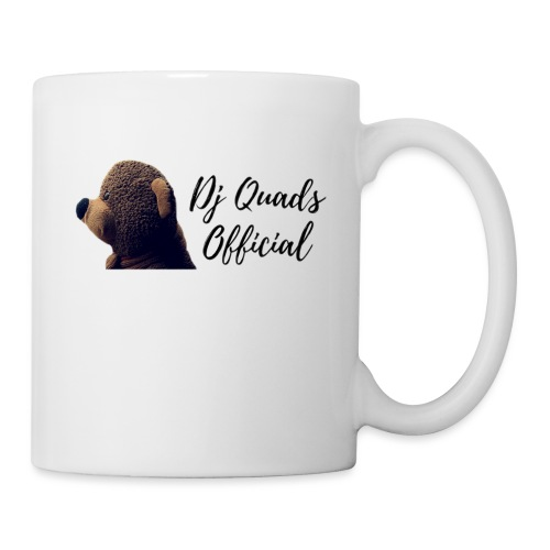 DjQuadsOfficial - Coffee/Tea Mug