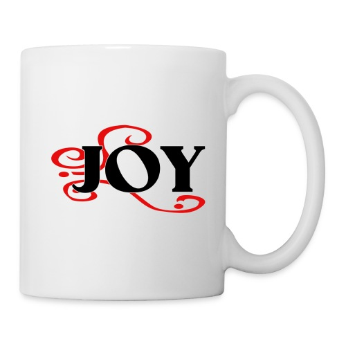 INTENTIONALLY INFUSED JOY - Coffee/Tea Mug