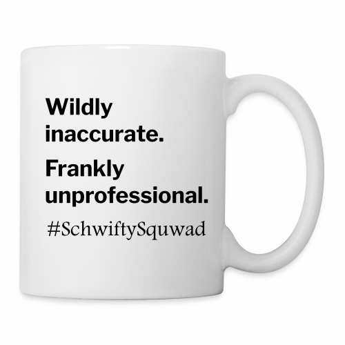 SchwiftySquwad - Coffee/Tea Mug