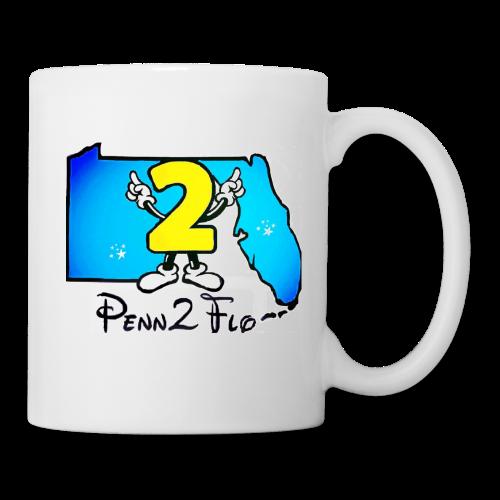 Penn2Flo - Coffee/Tea Mug