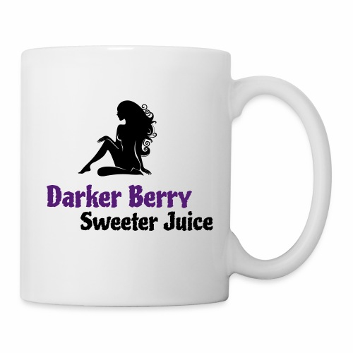 Darker Berry Sexy V - Coffee/Tea Mug