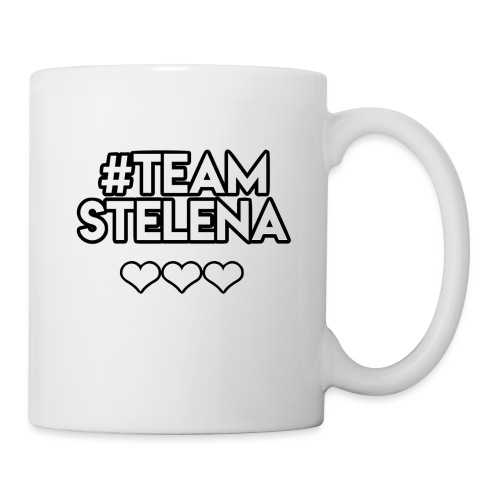 #TEAMSTELENA Merchandise - Coffee/Tea Mug