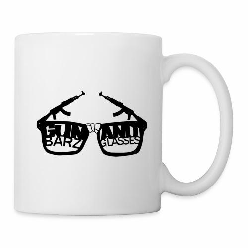 Gun Barz N Glasses - Coffee/Tea Mug
