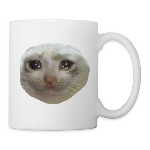 DANKIUS crying cat v2 mug - Coffee/Tea Mug