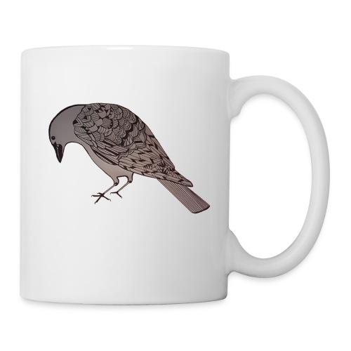 art deco raven - Coffee/Tea Mug