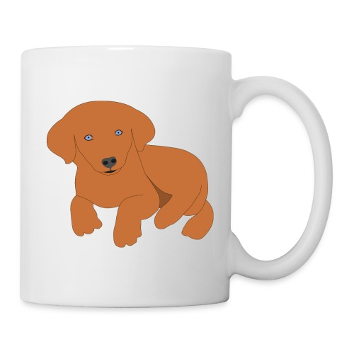 Golden retriever dog - Coffee/Tea Mug