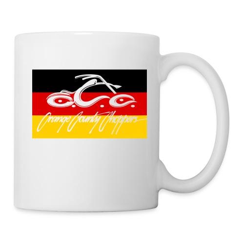 OCC German Flag - Coffee/Tea Mug