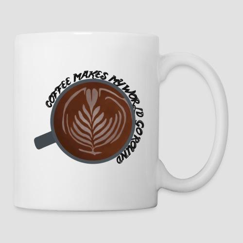 Coffee Is My World - Coffee/Tea Mug