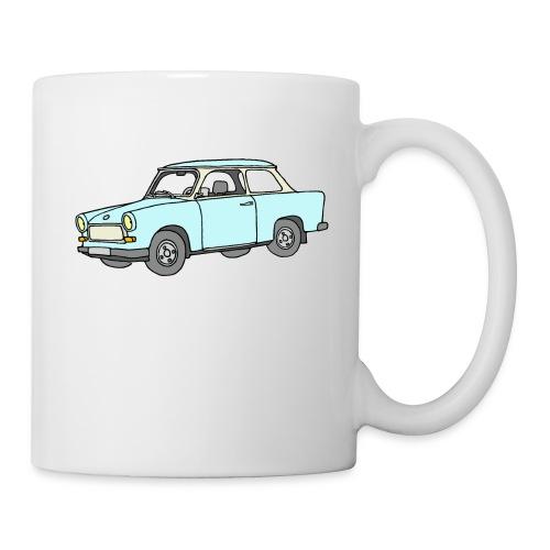 Trabant (lightblue) - Coffee/Tea Mug