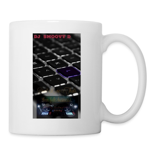 Dj SmooVy D - Coffee/Tea Mug