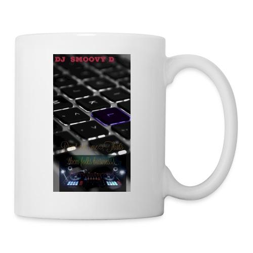 Dj SmooVy D - Coffee/Tea Mug