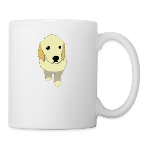 Golden Retriever puppy - Coffee/Tea Mug