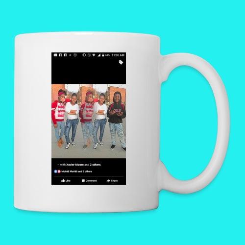 Petty Mona - Coffee/Tea Mug