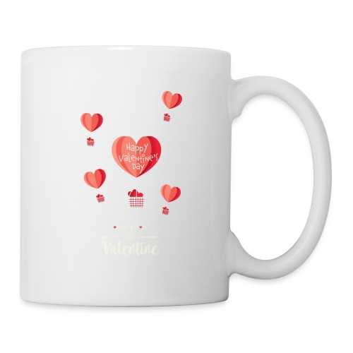 Happy Valentines Day - Coffee/Tea Mug