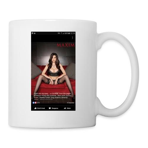 sexy girl - Coffee/Tea Mug