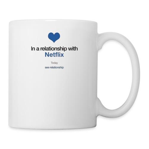 Netflix love - Coffee/Tea Mug