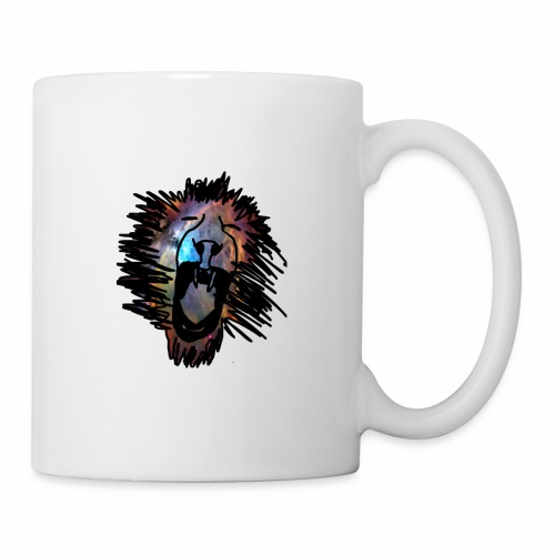 Galaxy Lion - Coffee/Tea Mug