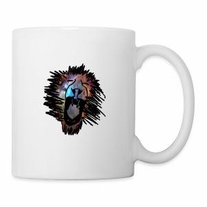 Galaxy Lion - Coffee/Tea Mug