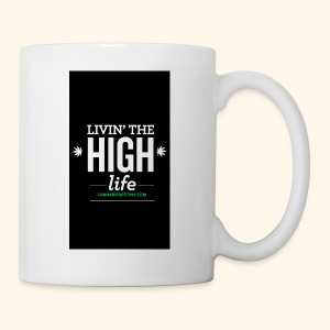 livin the high life - Coffee/Tea Mug