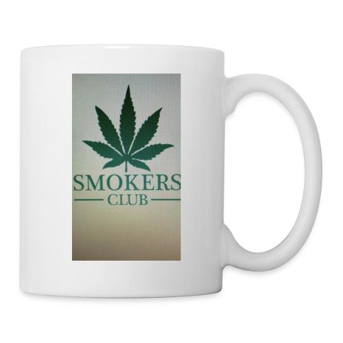 Smokers club - Coffee/Tea Mug