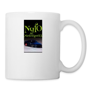 NYFO Motorsports - Coffee/Tea Mug