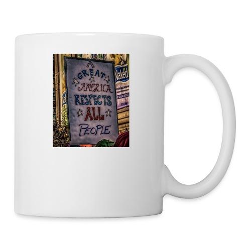 A Great America - Coffee/Tea Mug