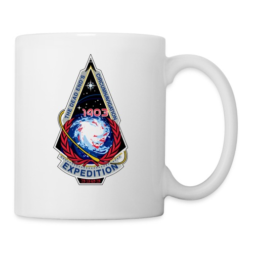 Dead Ends Circumnavigation Expedition Logo - Coffee/Tea Mug