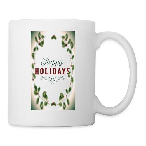 Happy holidays - Coffee/Tea Mug