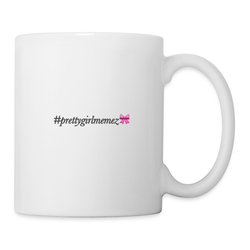 #prettygirlmemez mug - Coffee/Tea Mug