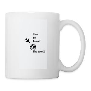 Travel - Coffee/Tea Mug