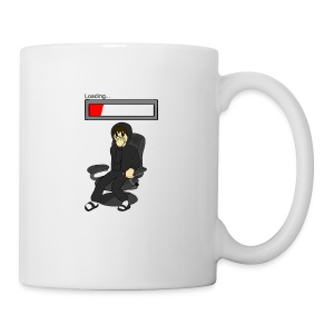 Lazy Boy Loading - Coffee/Tea Mug