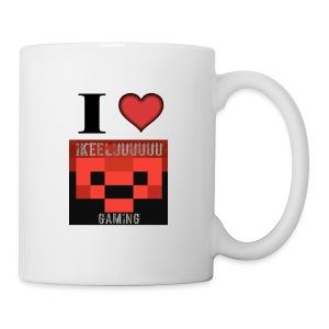 I heart ike - Coffee/Tea Mug