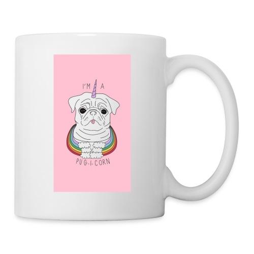 I'm a pug-I-corn - Coffee/Tea Mug
