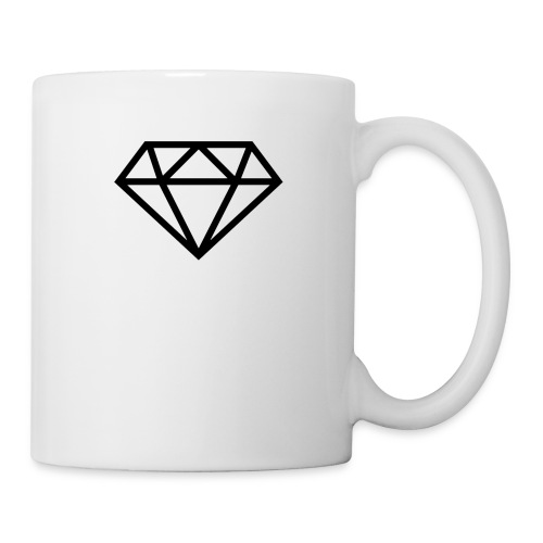 diamond outline 318 36534 - Coffee/Tea Mug