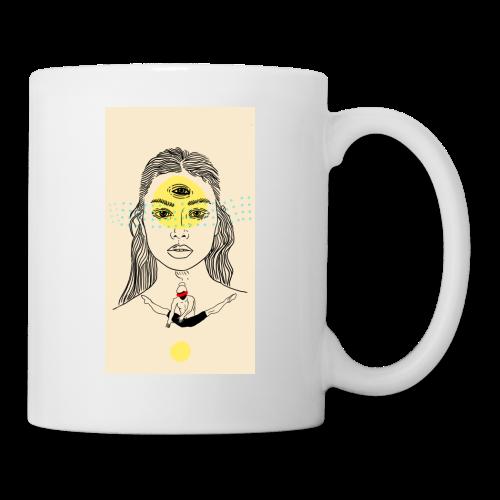 Dance with the beat of your heart - Coffee/Tea Mug