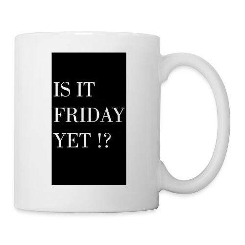 Weekend Vibes - Coffee/Tea Mug