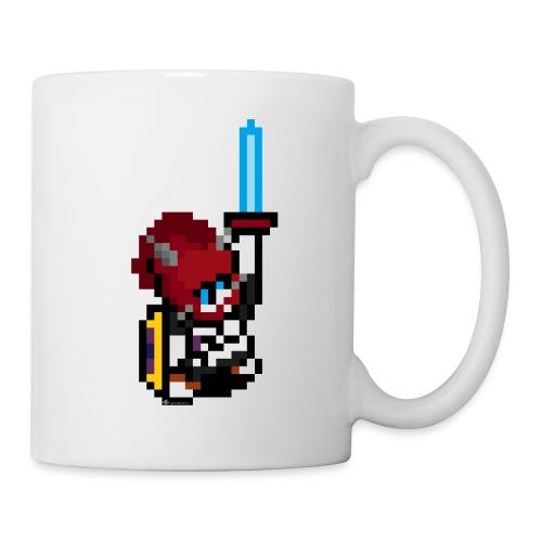 Legend of Quota (Artist: Thold) - Coffee/Tea Mug