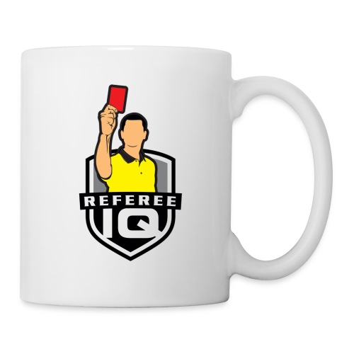 RefereeIQ Official Logo - Coffee/Tea Mug