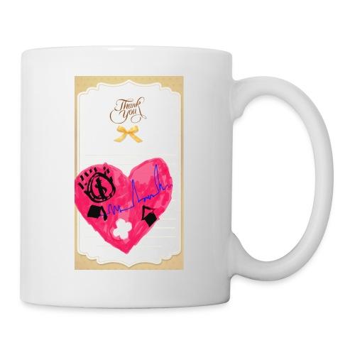Heart of Economy 1 - Coffee/Tea Mug