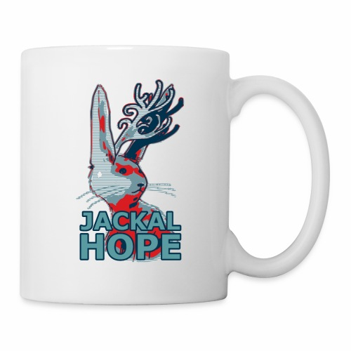Jackalhope - Coffee/Tea Mug